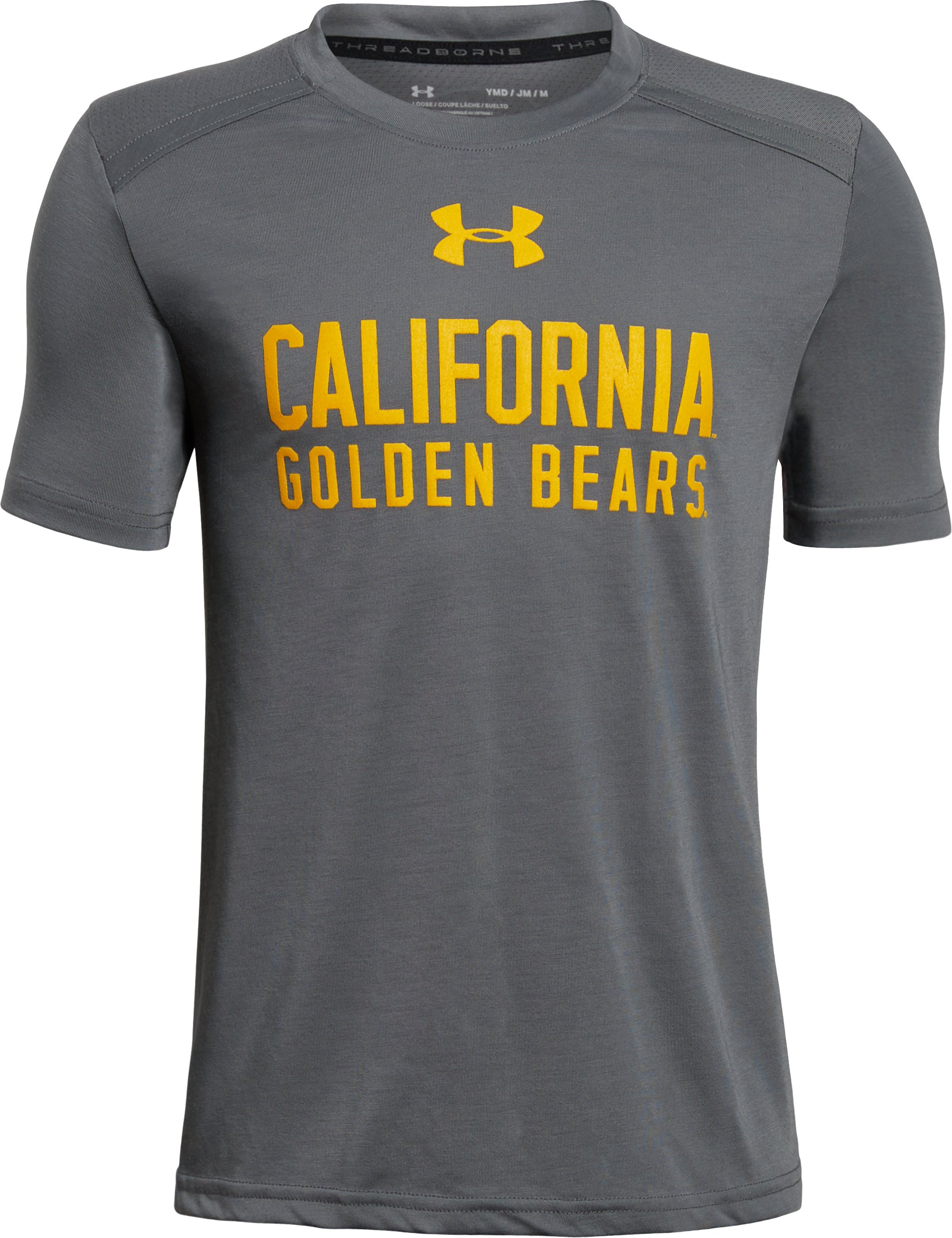 Boys' Cal Bears T-Shirt, Graphite,