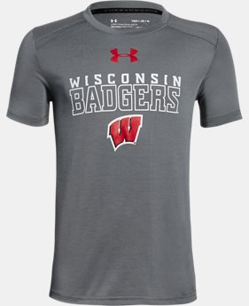 Boys' Wisconsin T-Shirt  1 Color $37.99