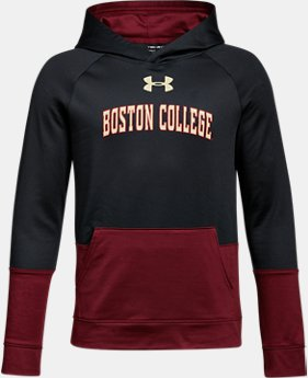 Boys' Boston College UA Tech Terry Hoodie  1 Color $59.99