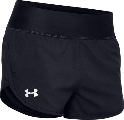 Under Armour Womens Speed Pocket Run Shorts