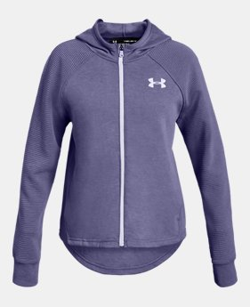 459af96745 Girls' Kids (Size 8+) Yoga & Studio Hoodies & Sweatshirts   Under ...