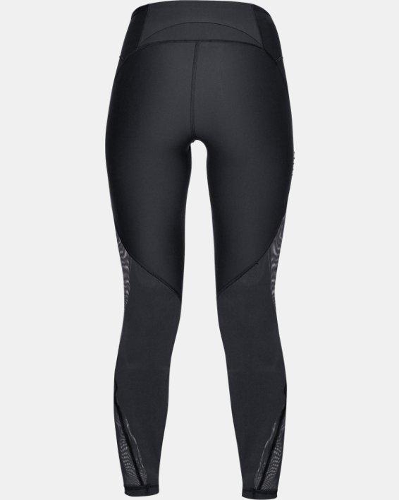 Women's UA Vanish Pleated Leggings, Black, pdpMainDesktop image number 5