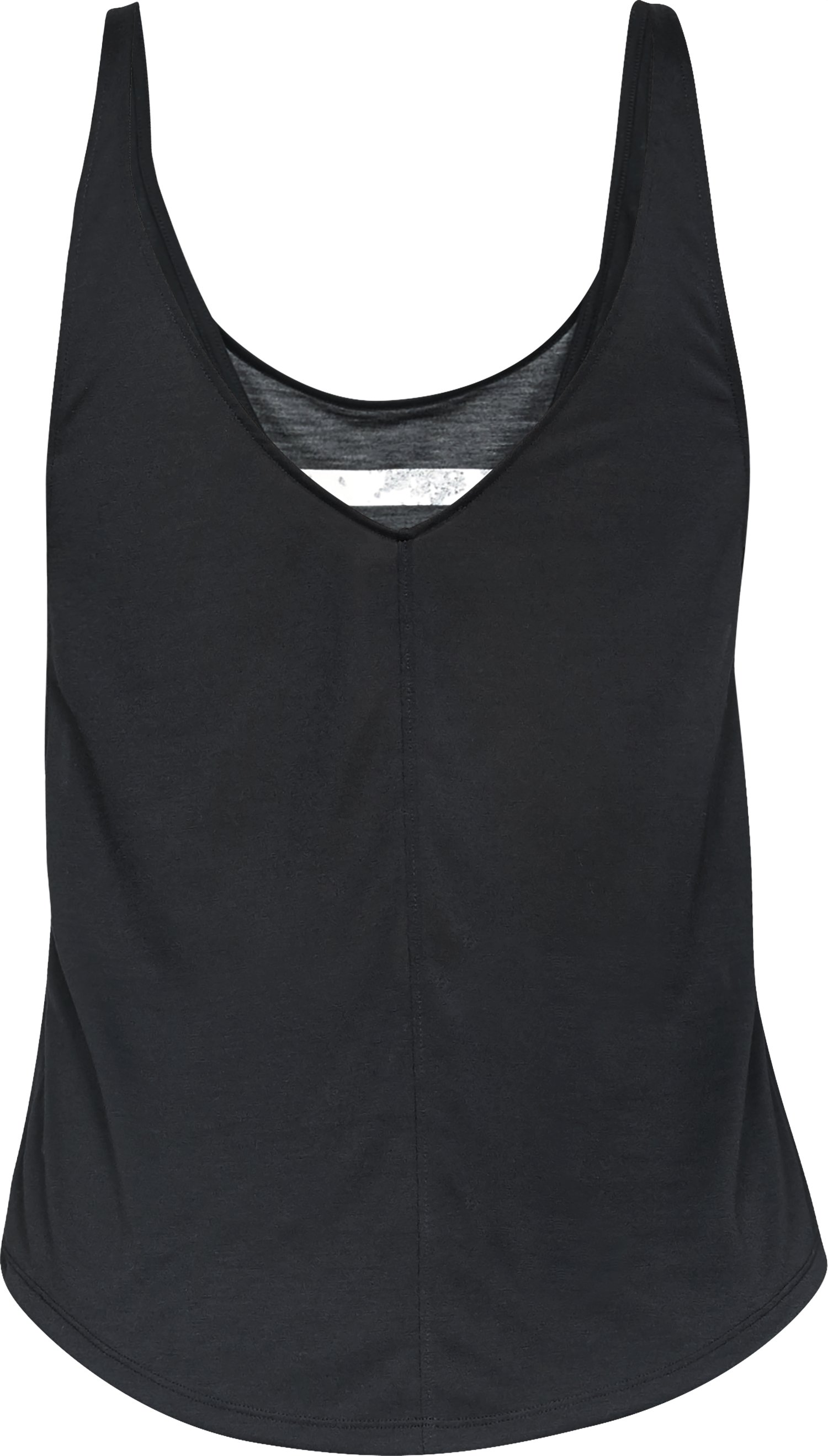 Women's UA Whisperlight Side Strappy Tank, Black ,