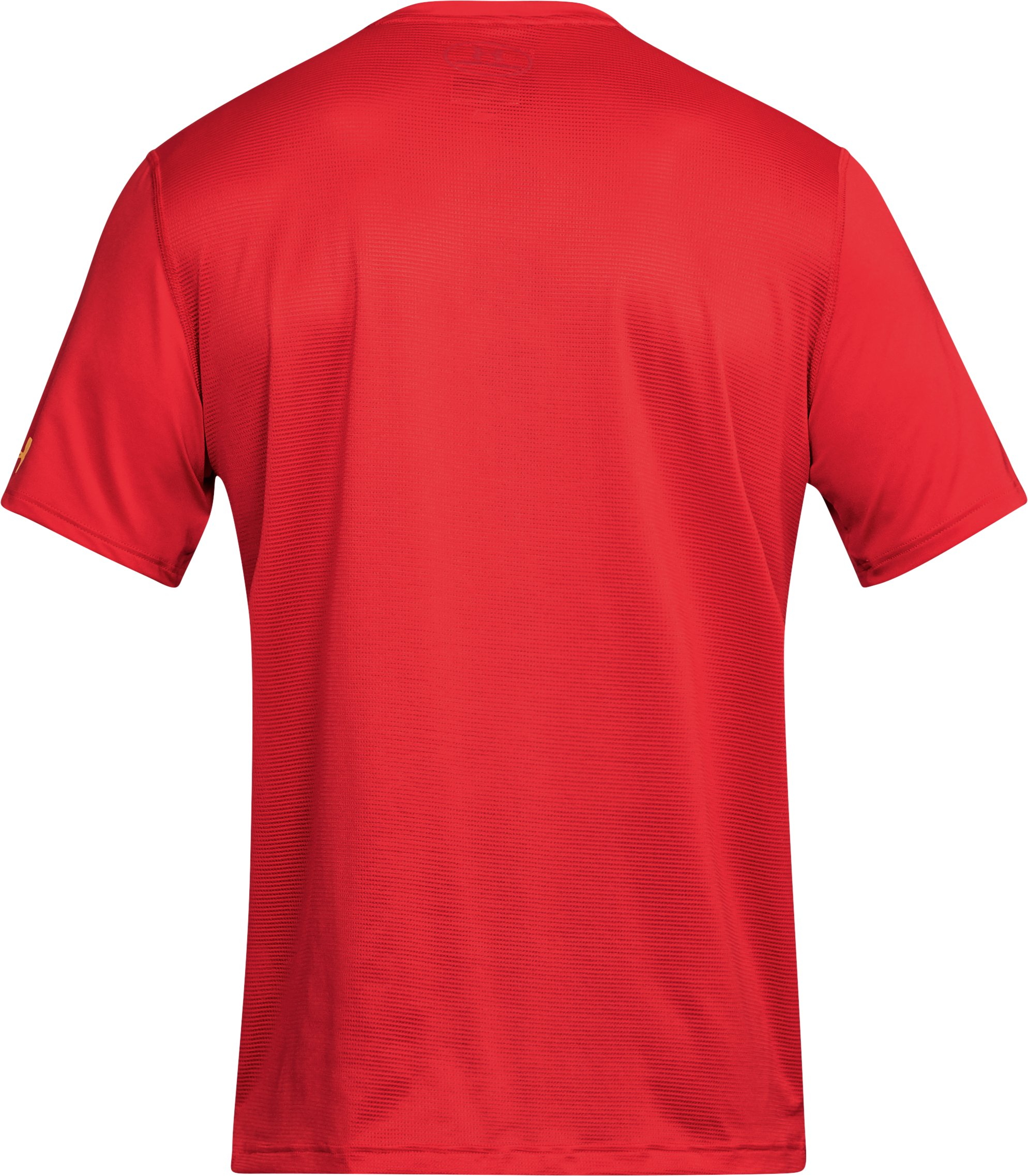 Men's Under Armour® Alter Ego Iron Man Raid Short Sleeve, Red,