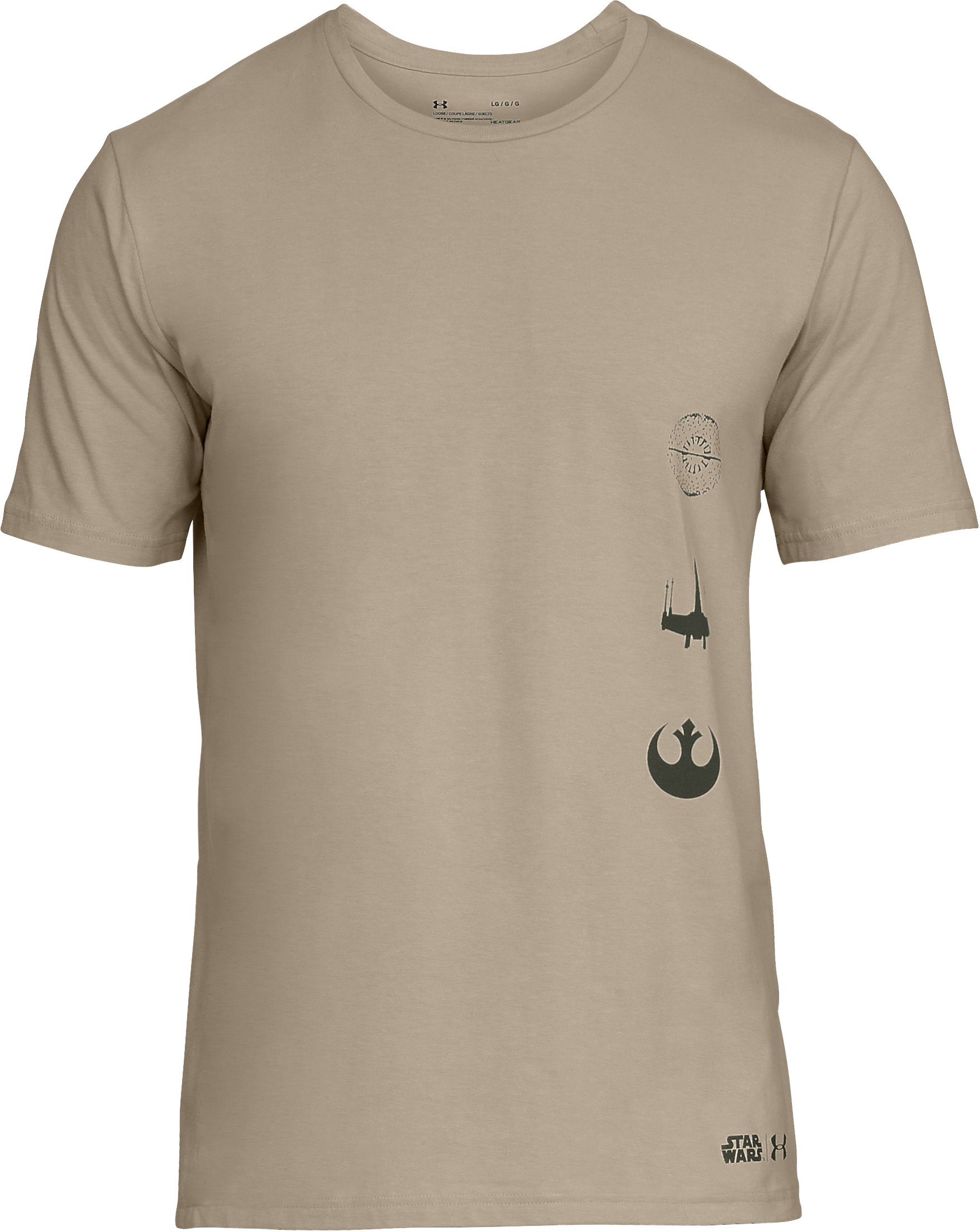 Men's UA Star Wars The Force T-Shirt, Desert Sand,