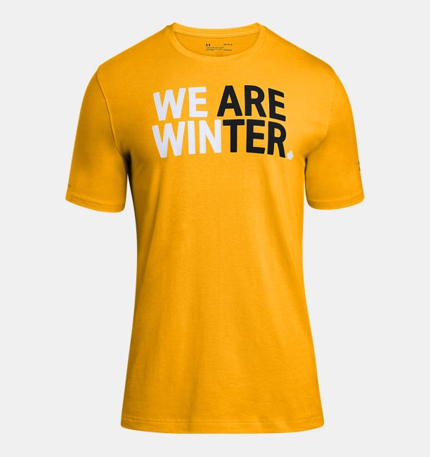 c9ae14f9105 Men s UA Team Canada Performance We Are Winter T-Shirt