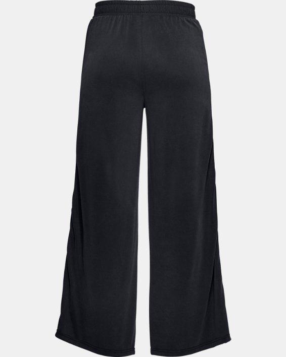 Women's UA Unstoppable Volume Pants, Black, pdpMainDesktop image number 4