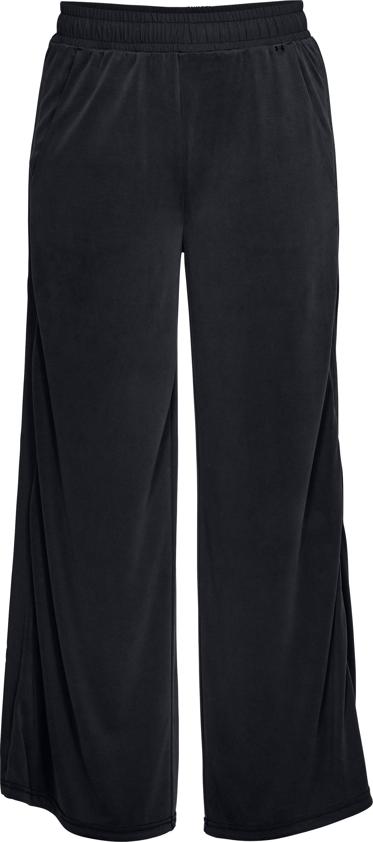 Women's UA Unstoppable Volume Pants, Black ,