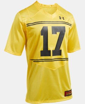 Men's Maryland Replica Jersey FREE U.S. SHIPPING 1  Color Available $89.99