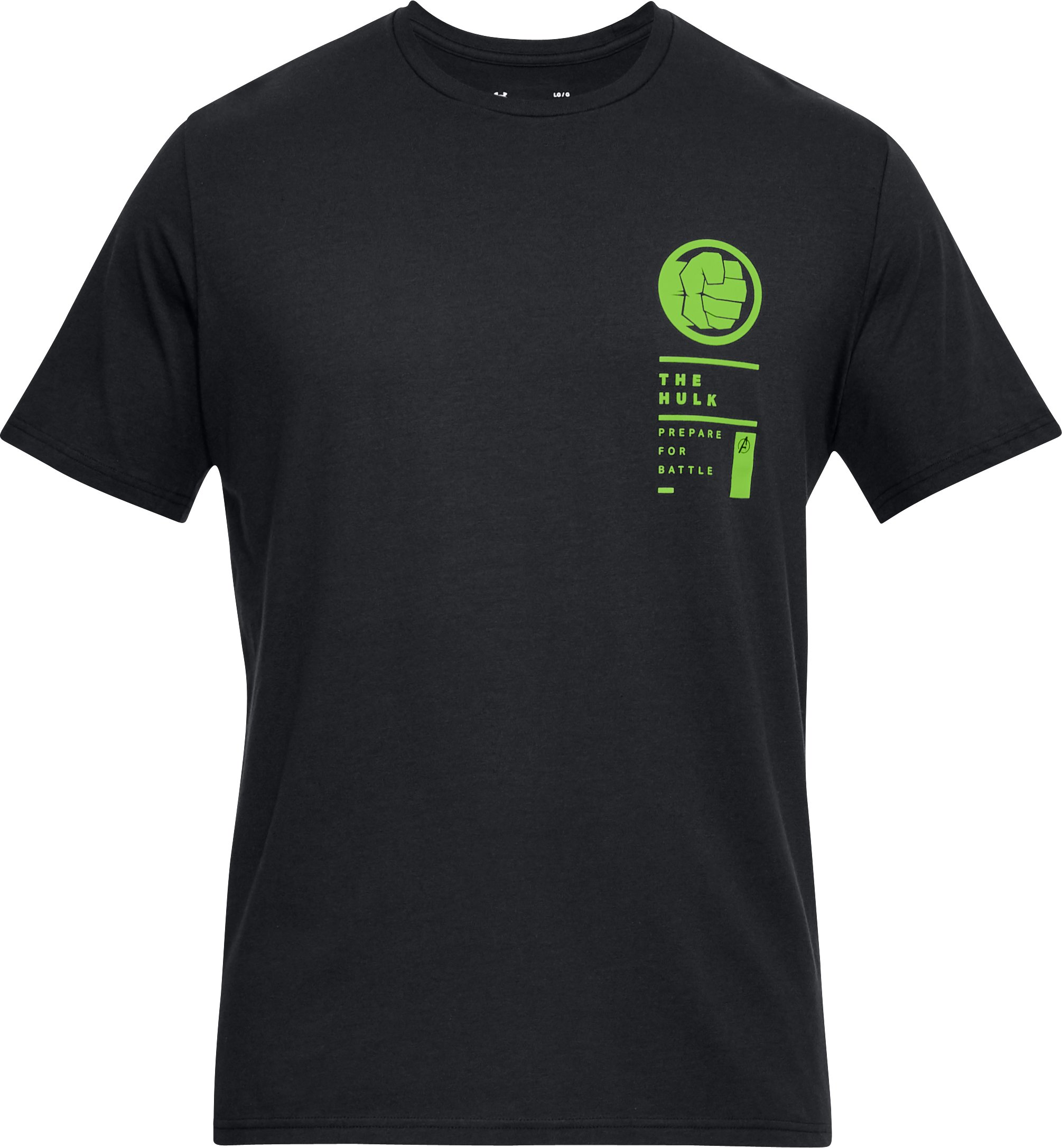 Men's UA The Hulk Battle T-Shirt 1 Color $21.00