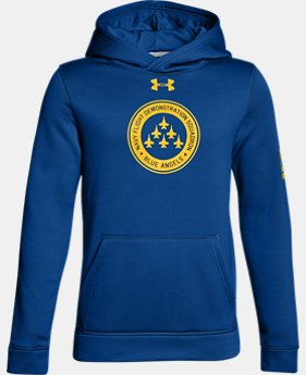 New Arrival Boy's Naval Academy Armour® Fleece Hoodie  1 Color $79.99