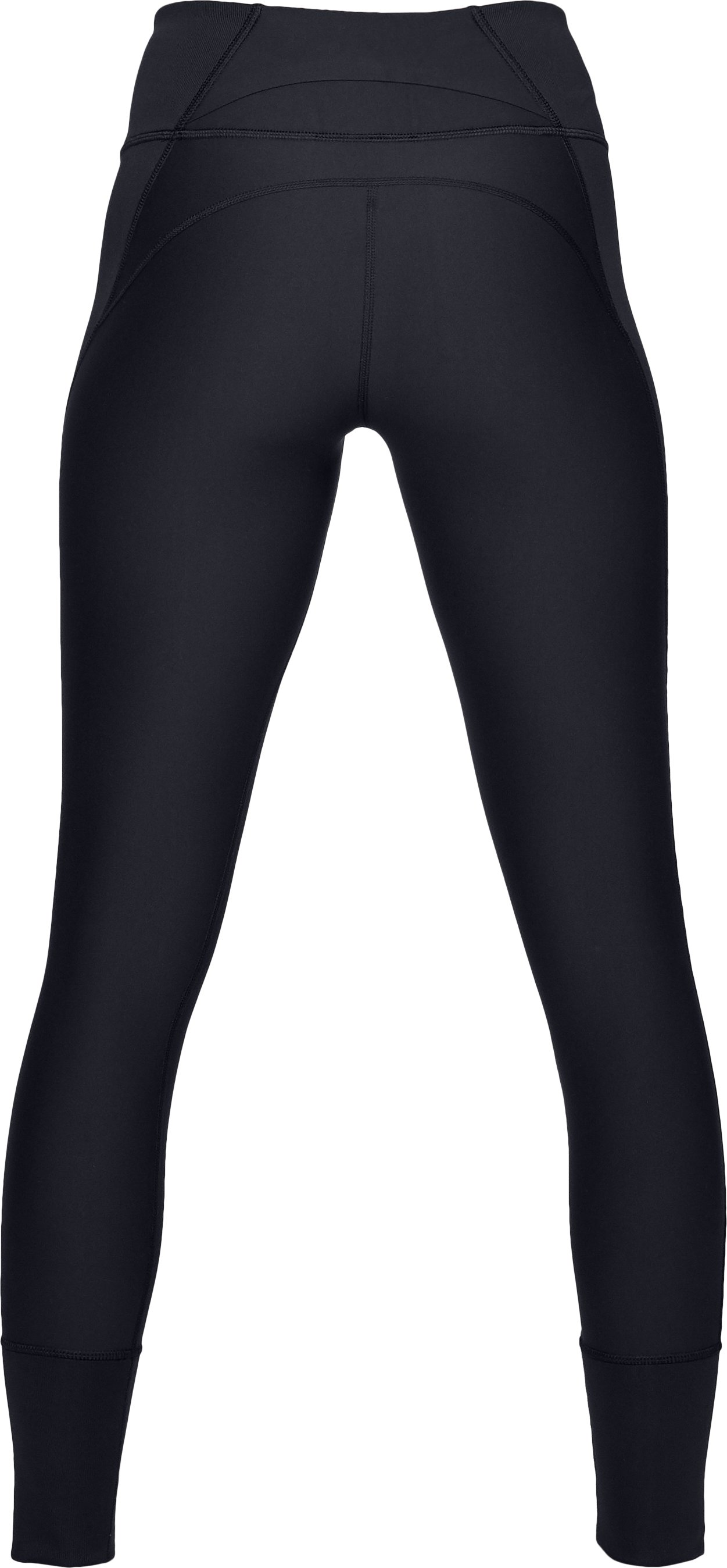 Women's UA Vanish Rib Legging, Black ,