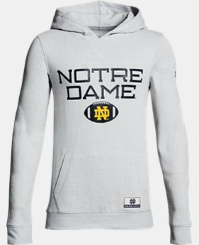 Boy's Notre Dame Iconic Hoodie  1 Color $74.99