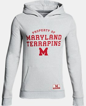 Boy's Maryland Iconic Hoodie  1 Color $74.99