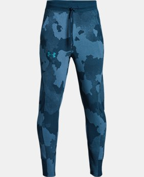 Boys' UA Rival Joggers - Printed  1  Color Available $33.75