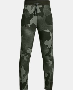 New Arrival Boys' UA Rival Joggers - Printed  3  Colors Available $45