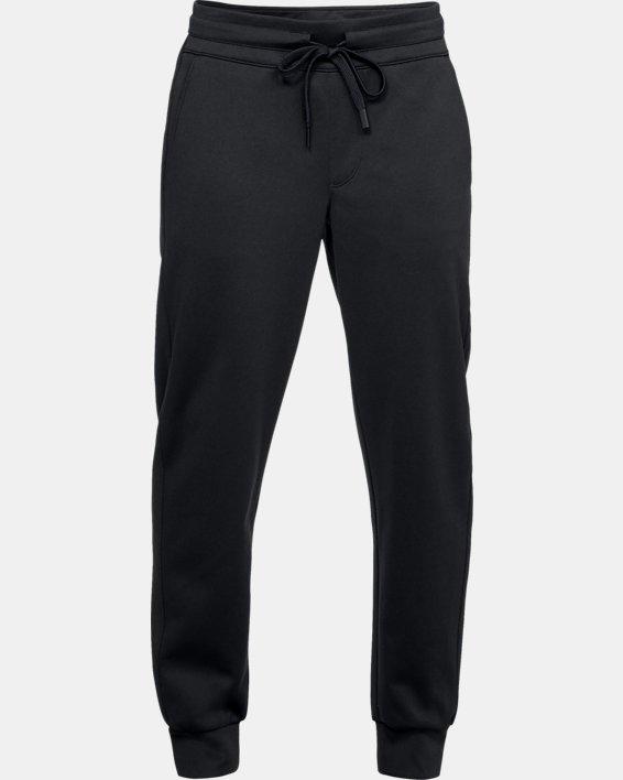 Women's UA RECOVER™ Track Pants, Black, pdpMainDesktop image number 4