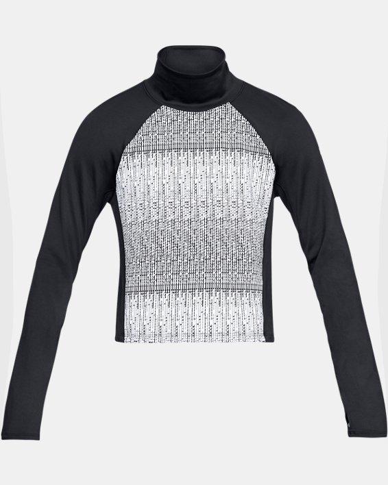 Women's UA Cozy Long Sleeve, Black, pdpMainDesktop image number 4
