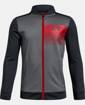 New Arrival Boys' UA Pennant 2.0 Jacket  3  Colors Available $45