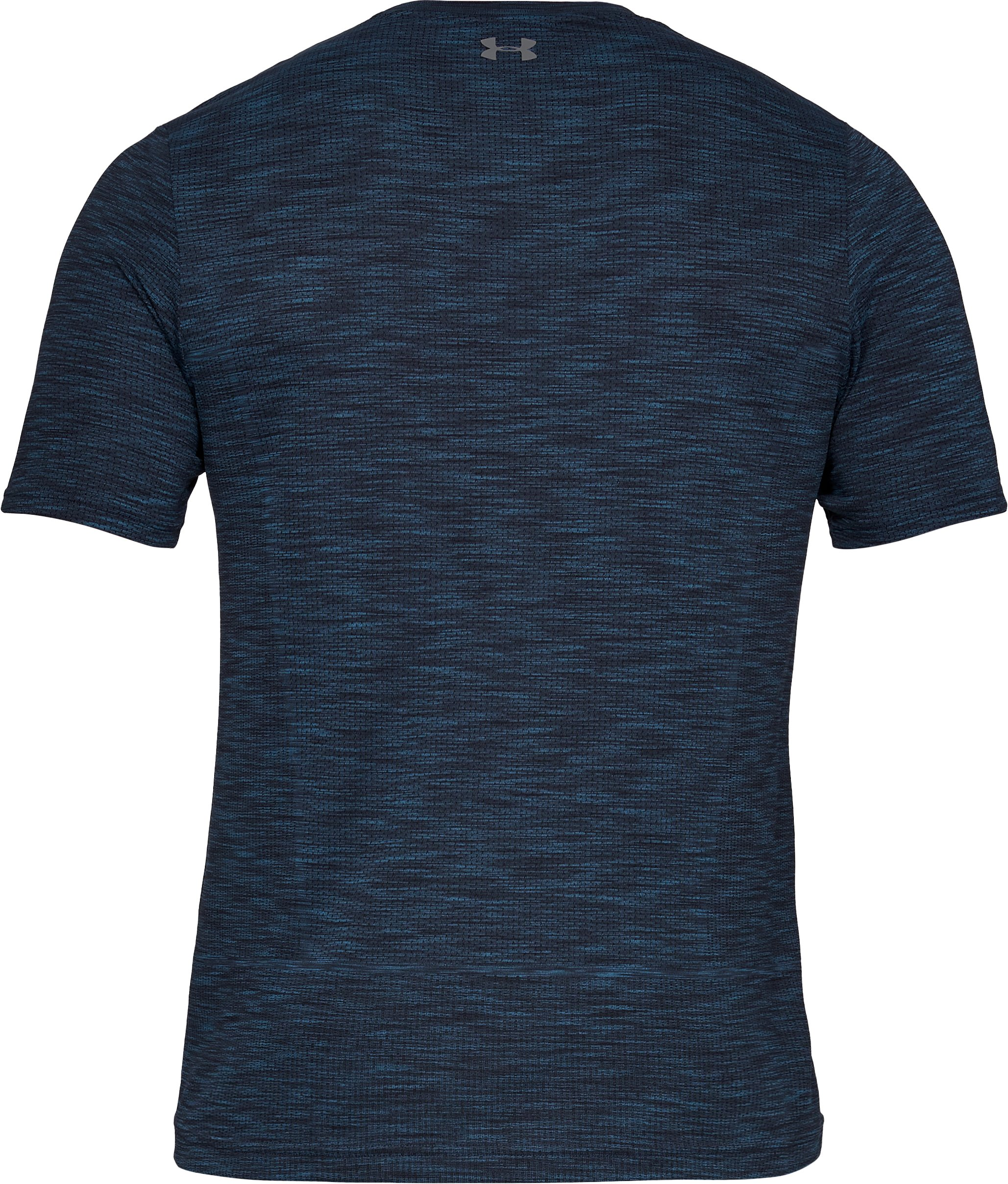Men's UA Vanish Seamless Short Sleeve, Academy,