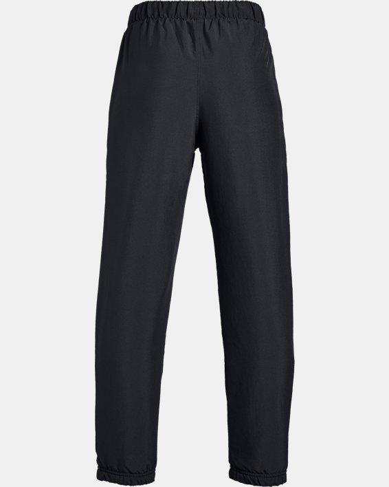 Boys' UA Phenom Pants, Black, pdpMainDesktop image number 1