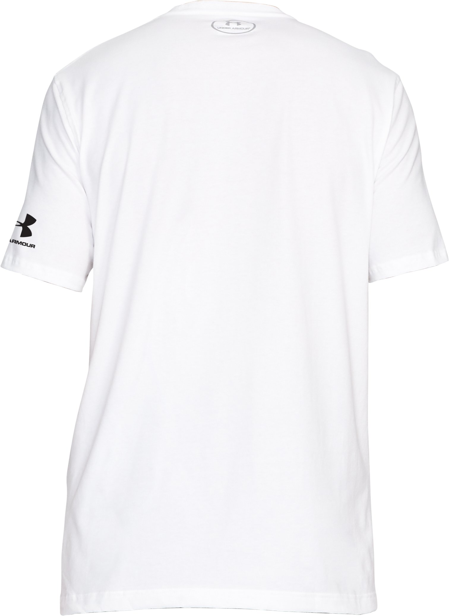 Men's UA Canelo T-Shirt, White,