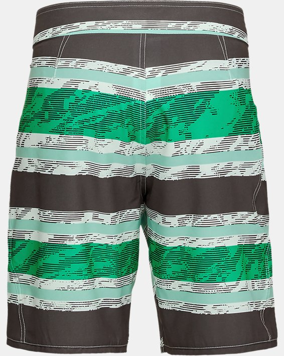 Men's UA Tide Chaser Boardshorts, Green, pdpMainDesktop image number 5