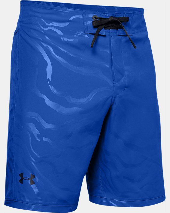 Men's UA Shore Break Boardshorts, Blue, pdpMainDesktop image number 3
