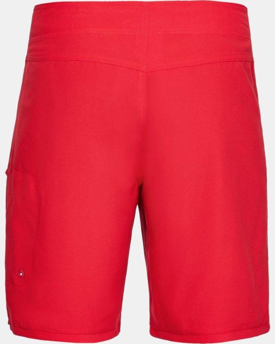 Men's UA Shore Break Boardshorts, Red, pdpMainDesktop image number 5
