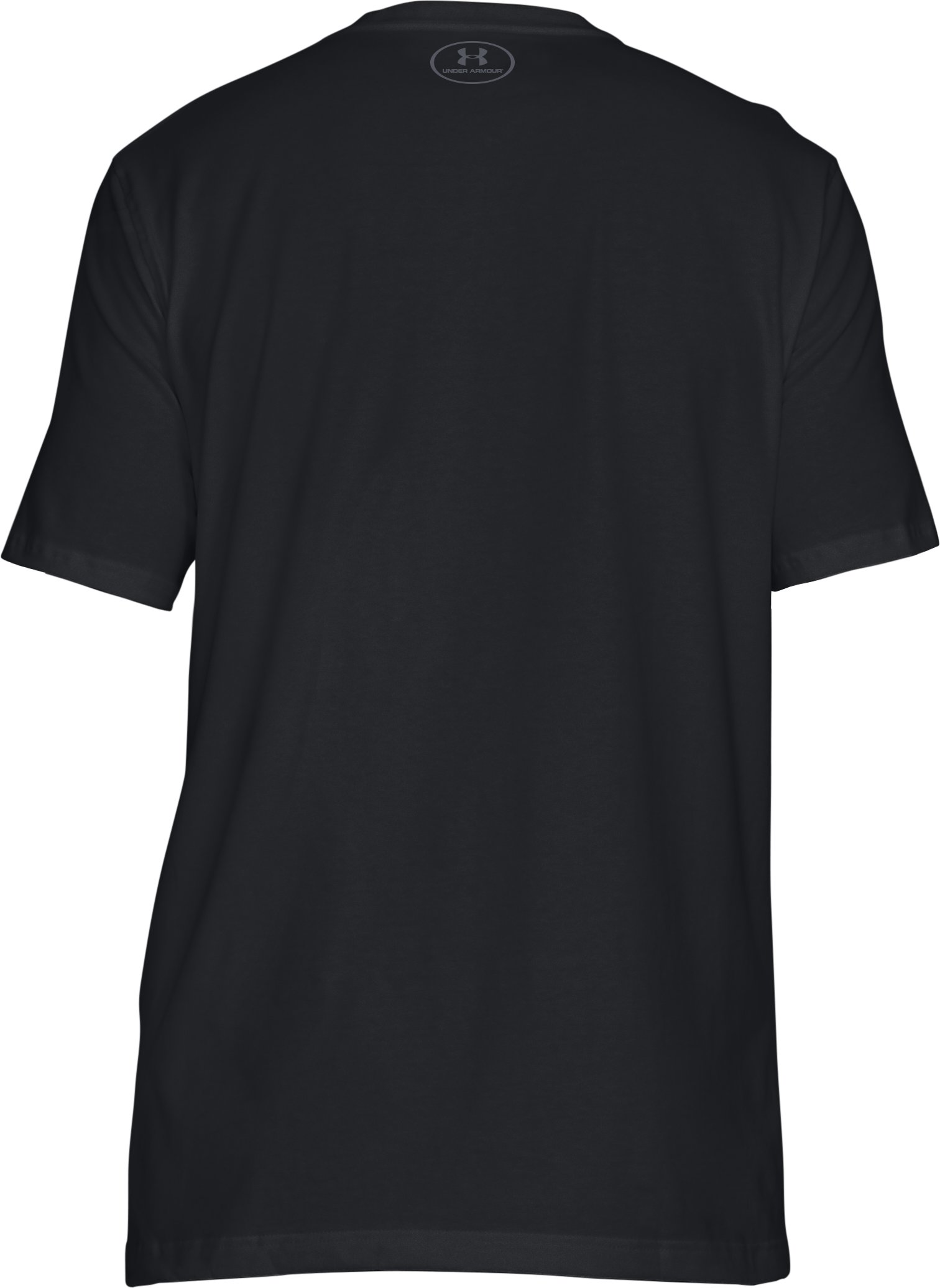 Men's UA Hulk T-Shirt, Black , undefined