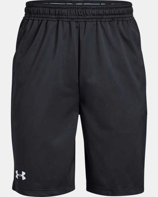 Boys' UA Raid Pocketed Shorts 2.0