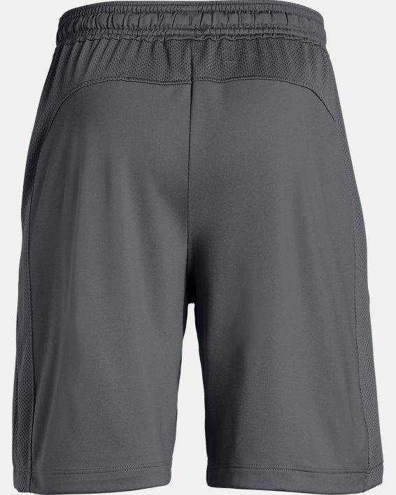 Boys' UA Raid Pocketed Shorts 2.0, Gray, pdpMainDesktop image number 1