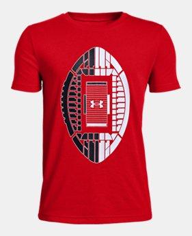 71791d1006cf Boys  UA Stadium Logo T-Shirt 2 Colors Available  20