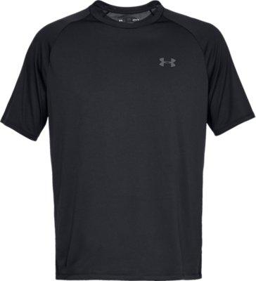 Under Armour UA Tech Printed Short-Sleeve Crewneck Tee 1264254 Grey 105 Size 2XL