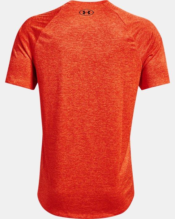 Haut à manches courtes UATech™2.0 pour homme, Orange, pdpMainDesktop image number 5