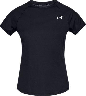 Under Armour Damen Speed Stride Short Sleeve Kurzarmshirt