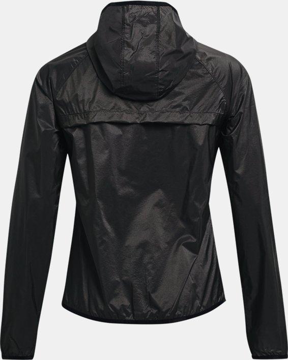 Women's UA Qualifier Storm Packable Jacket, Gray, pdpMainDesktop image number 4