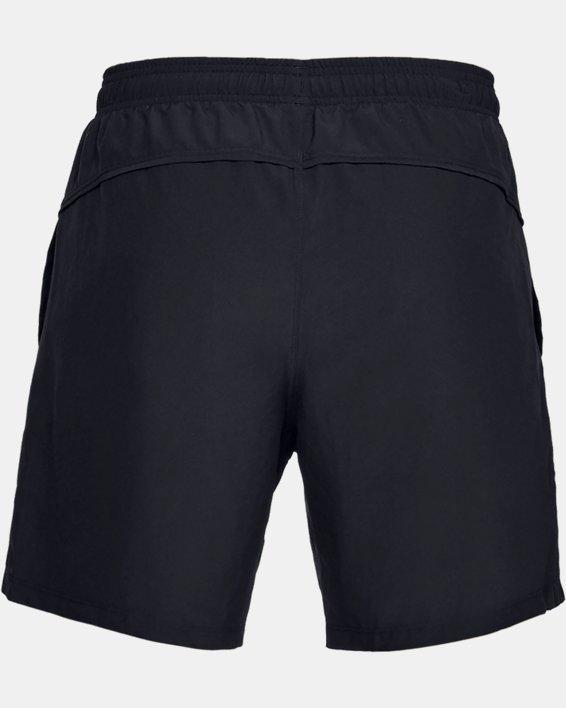 Men's UA Speed Stride Solid 7'' Shorts, Black, pdpMainDesktop image number 6