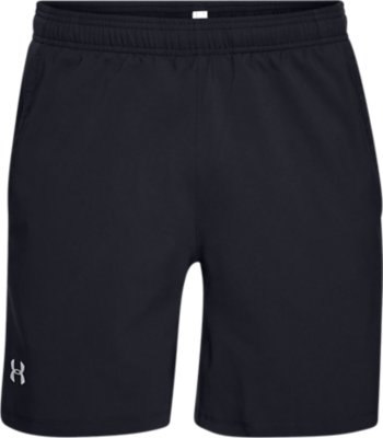 Under Armour Short 2 en 1 Qualifier Homme