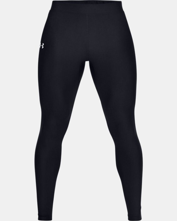 Men's UA Qualifier Tights, Black, pdpMainDesktop image number 3