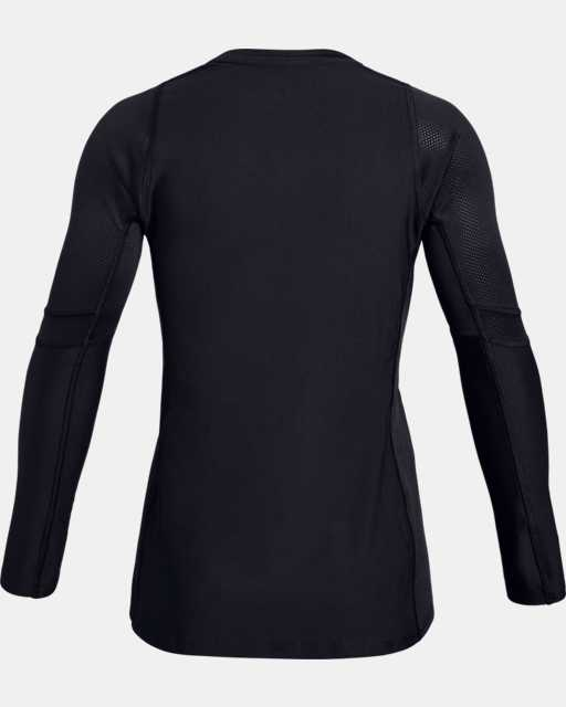Girls' UA Volleyball Powerhouse Long Sleeve Jersey