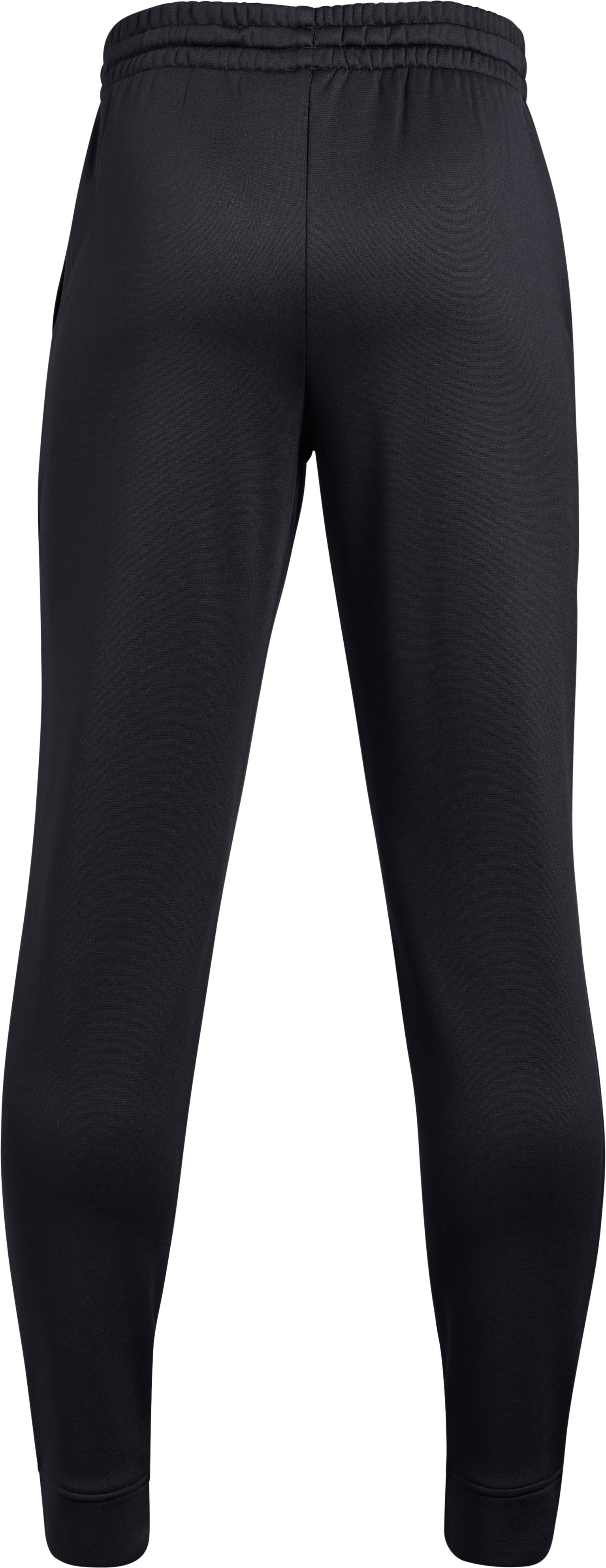 Boys' Armour Fleece® 1.5 Solid Joggers, Black ,