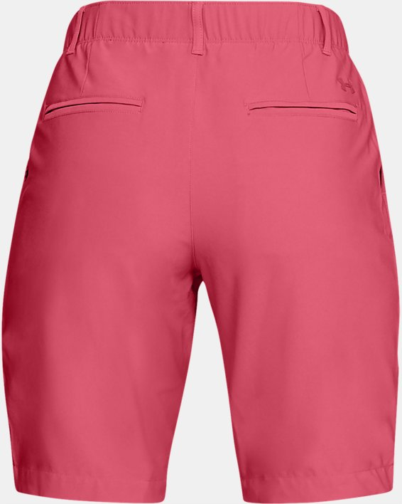 Women's UA Links Shorts, Pink, pdpMainDesktop image number 5