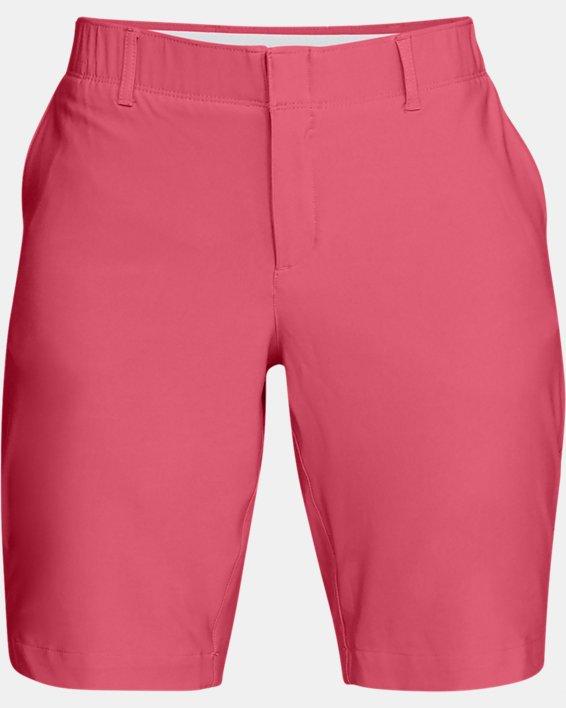 Women's UA Links Shorts, Pink, pdpMainDesktop image number 4