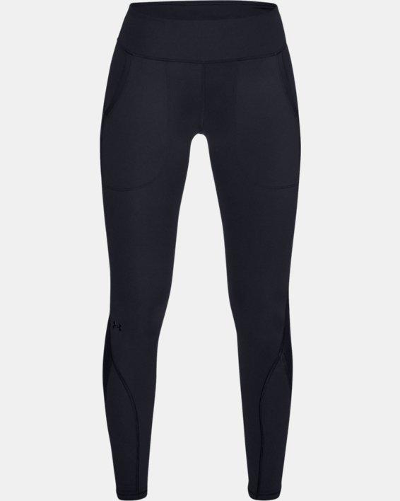 Women's UA Links Leggings, Black, pdpMainDesktop image number 4
