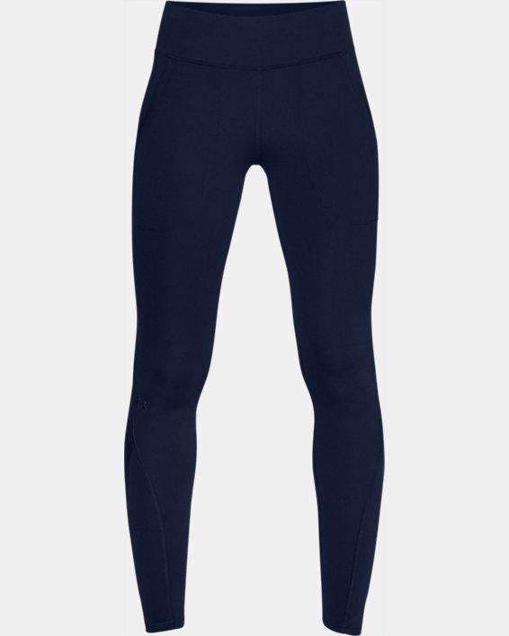 Legging UA Links pour femme, Navy, pdpMainDesktop image number 4