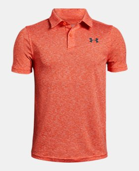 606b2b722 Boys' Golf Polo Shirts, Shorts & Gear | Under Armour CA