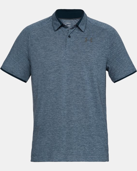 Men's UA Vanish Polo, Navy, pdpMainDesktop image number 4