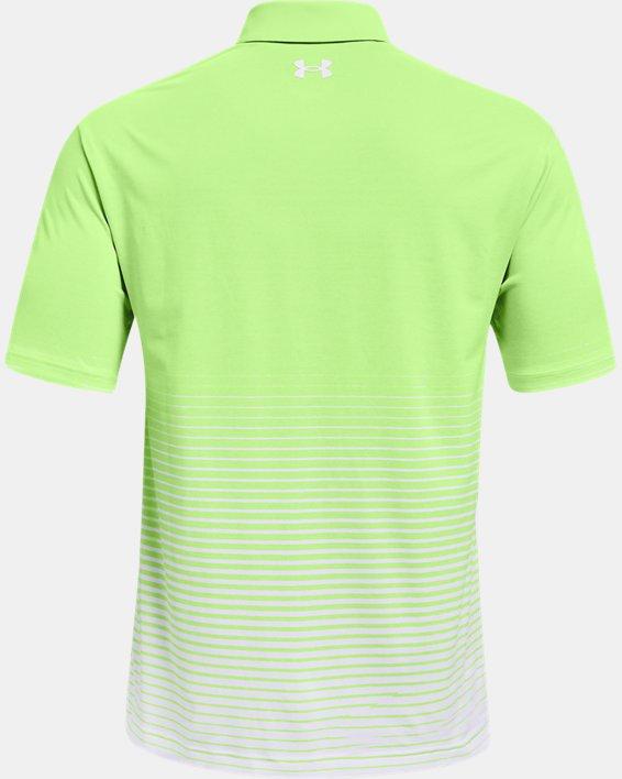 Men's UA Playoff Polo 2.0, Green, pdpMainDesktop image number 5