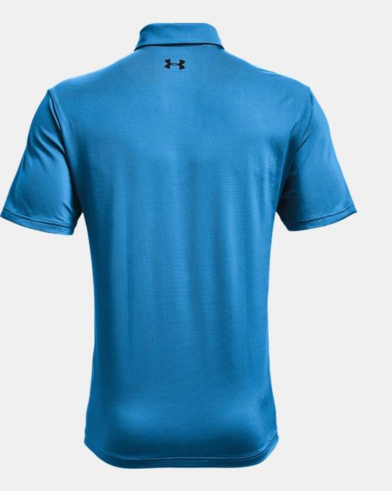 Men's UA Playoff Polo 2.0, Blue, pdpMainDesktop image number 5